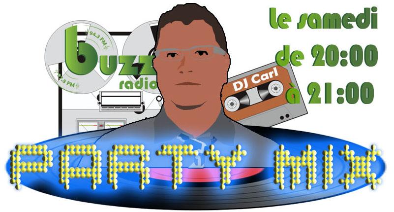 DJ Carl dans 'Party Mix'
